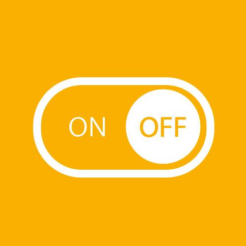 Icona On/Off