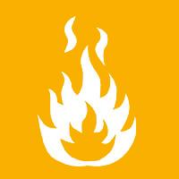 Protezione antincendio aumentata