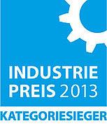 """INDUSTRIEPREIS 2013 in der Kategorie """"Elektrotechnik"""""""