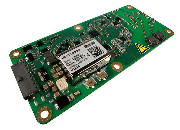 ISOMETER® IR155-3203/IR155-3204