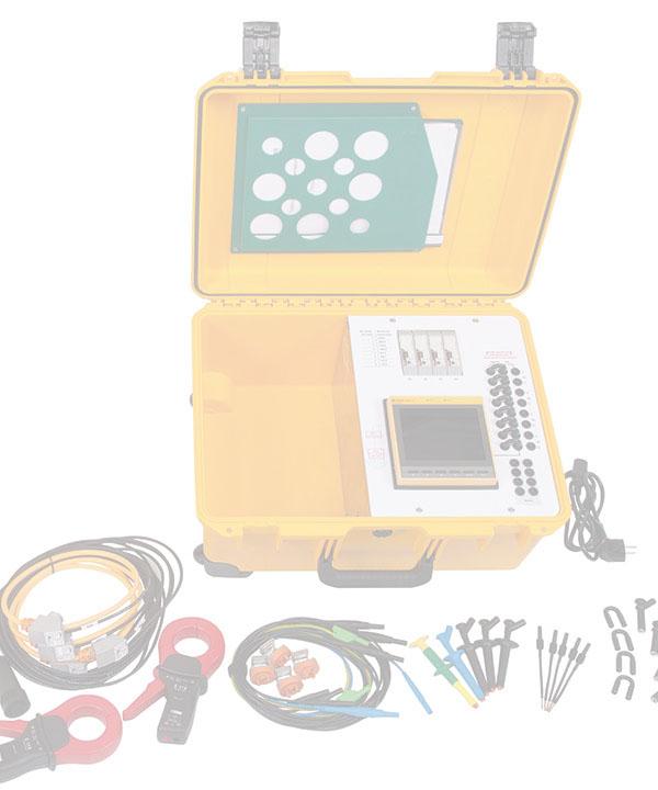 Sistema di misura portatile LINETRAXX® PEM735