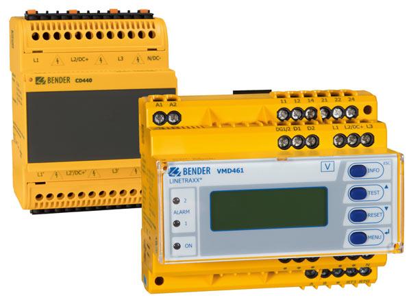 LINETRAXX® VMD461 con CD440